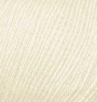 Alize Baby Wool 01 кремовый