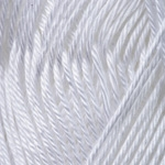 YarnArt Begonia 1000 ультрабелый