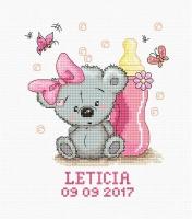 B1147 Летисия. Набор для вышивки крестом