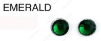 115 MS EMERALD стразы DMC+, ss10(2.7-2.8мм) термоклеевые