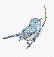 B1158 Певчая птица. Набор для вышивки крестом