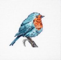 B1167 Синяя птица . Набор для вышивки крестом