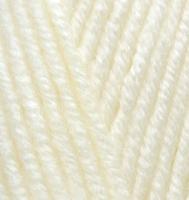 Alize Lanagold Plus 01 кремовый
