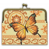 FB8-04 Золотая бабочка