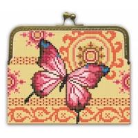 FB8-05 Розовая бабочка