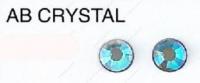 201 AB CRYSTAL AB стразы DMC+, ss10(2.7-2.8мм) термоклеевые