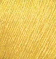Alize Baby Wool 216 желтый