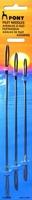 22500 Игла для филейного вязания Pony, 17-21 см