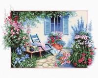 B2342 Цветочный сад. Набор для вышивки крестом