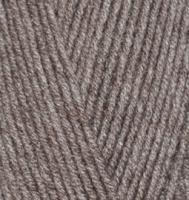 Alize Lanagold 800 - 240 светло-коричневый меланж