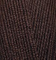 Alize Lanagold 800 - 26 коричневый
