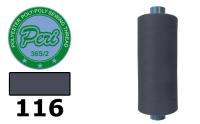 35ЛЛ (36s/2) Нитки армированные Peri ЛЛ35(36/2)-116