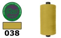 45ЛЛ (28s/2) Нитки армированные Peri ЛЛ45(28/2)-038