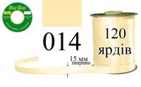 КБА-014 Косая бейка атласная Peri 15 мм