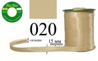 КБА-020 Косая бейка атласная Peri 15 мм