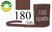 КБМ-180 Косая бейка матовая Peri 15 мм