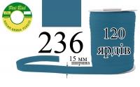 КБМ-236 Косая бейка матовая Peri 15 мм