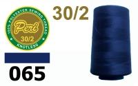 30s/2 Нитки штапельный полиэстер Peri ПОЛ30/2-065