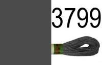 Мулине 3799 Peri