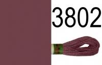Мулине 3802 Peri
