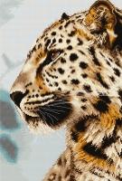 BU4006 Леопард. Набор для вышивки крестом
