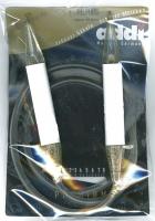 405-7/20-120 Спицы круговые ADDI №20 - 120 см пластик