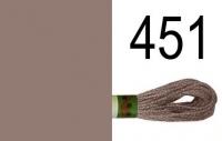 Мулине 451 Peri