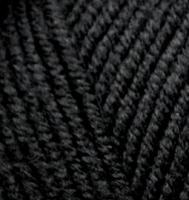 Alize Lanagold Plus 60 черный
