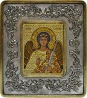 702204 Ангел Хранитель (серебро, виноград)