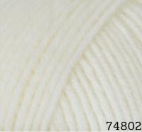 Himalaya Lana Lux 74802 молочный