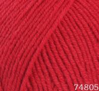 Himalaya Lana Lux 74805 красный