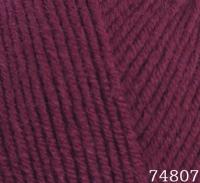 Himalaya Lana Lux 74807 сливовый