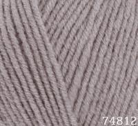 Himalaya Lana Lux 74812 серо-бежевый