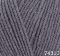 Himalaya Lana Lux 74815 серый