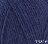 Himalaya Lana Lux 74816 синий