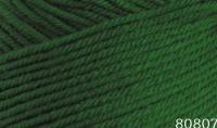Himalaya Super Soft Yarn 80807 зеленый