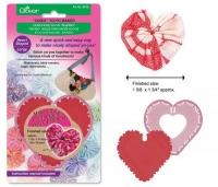 8705 Clover Устройство для изготовления сердечек