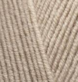 Alize Lanagold 207 светло-коричневый