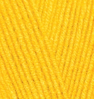 Alize Lanagold Fine 216 желтый