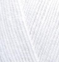 Alize Lanagold Fine 55 белый