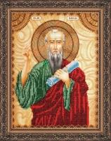 AA-022 Святой Павел. Набор для вышивки бисером, холст