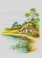 B2281 Пейзаж. Набор для вышивки крестом
