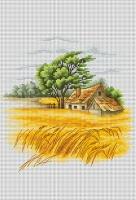 B2282 Пейзаж. Набор для вышивки крестом