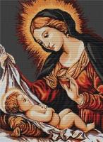 B325 Божья Матерь. Набор для вышивки крестом