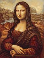 B416 Мона Лиза. Набор для вышивки крестом