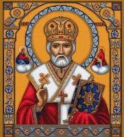 B421 Святой Николай. Набор для вышивки крестом