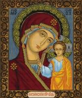 B436 Казанская Божья Матерь. Набор для вышивки крестом