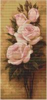 B453 Розы. Набор для вышивки крестом