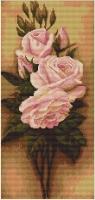 B455 Розы. Набор для вышивки крестом