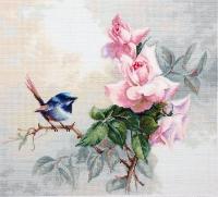 BA2313 Птичка. Набор для вышивки крестом